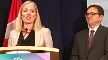 Catherine McKenna Announces Funding for Four Projects in Ottawa