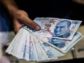 Turkey just hiked its interest rate 625 basis points to 24%, the most in 15 years, to save its currency