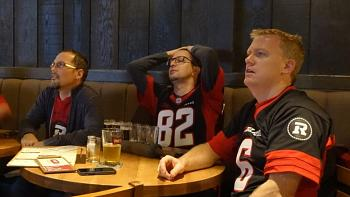Redblacks fans look to next year after 'disappointing' Grey Cup
