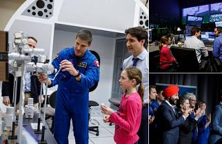 Canada Joins NASA's Lunar Gateway Station Project with 'Canadarm3' Robotic Arm