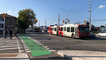 City of Ottawa to implement more 'protected intersections'