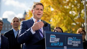 Dear Andrew Scheer, global generosity is a two-way street