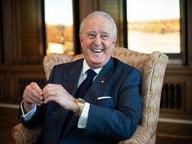Don't tell the world 'Canada is back' without backing it up: Brian Mulroney hits out in foreign affairs speech